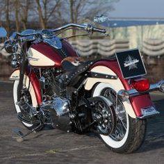 Heritage Softail, Harley Davidson, Urban Cowboy, Cool Motorcycles, Road King, Ford Mustang, Bike, Heaven, Fat