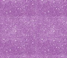 Purple glitter coordinate fabric by lambandewecrafts on Spoonflower - custom fabric. Might be fun for a pillow.