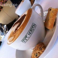 Billeder af Cafe Norden | Yelp Copenhagen, Mugs, Tableware, Dinnerware, Tumblers, Tablewares, Mug, Dishes, Place Settings