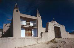 The San José de Gracia Church, built c. 1760