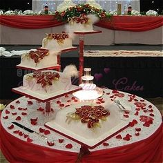 Big Wedding Cakes With Fountains | xmlrpc.php wordpress , wedding cakes with fountains and stairs ...