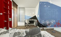 ROOM STUDIO Studio, Room, Home Decor, Bedroom, Decoration Home, Room Decor, Studios, Rooms, Home Interior Design