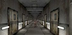 Silent Hill Community: Silent Hill 4 The Room Images Silent Hill Video Game, Silent Hill Series, Silent Hill 1, Dark Hallway, Anime Drawing Styles, Cyberpunk City, The Evil Within, Best Horrors, Scary Halloween