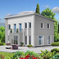 Pultdach 115 | Rötzer Ziegel Element Haus