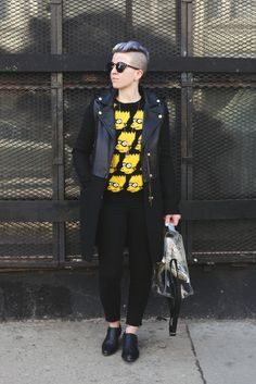 Bootleg Bart #ootd #wiwt #outfit #bloggers