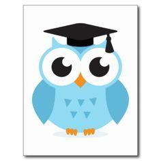 digital clip art for all use graduate owls graduation day clip rh pinterest com