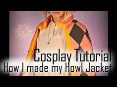 Howl Jenkins/Pendragon [How I made the jacket]