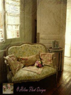 ! A rose affair - Photo © Hélène Flont‿ ◕✿: Marie -Antoinette & la rose Petit Trianon