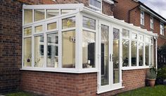 All the materials used are non-toxic and recyclable so you have reduced your carbon footprint right there. If you have been trying to go green around your home, then a UPVC conservatory is the way to do it. Orangery Conservatory, Lean To Conservatory, Conservatory Design, Kent Homes, Stoke On Trent, Carbon Footprint, Patio, Go Green, Sunroom