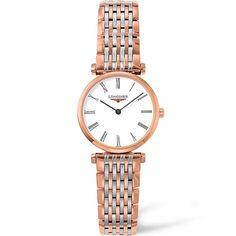 Ladies Longines L4.209.1.91.7 Watch - Official UK Shop | Francis