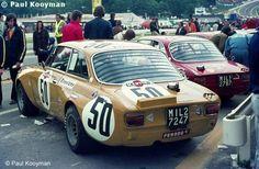 Francorchamps 1973 Alfa Romeo GTV GTAM #alfaromeogta