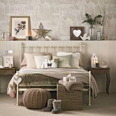 Habitación decoración Rústico