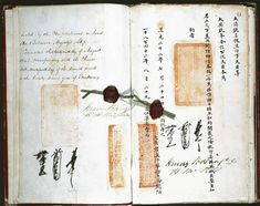 The Treaty of Nanjing, which ended the first Opium War, was signed on Aug…