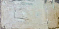 """""""The Water's Fine"""" by Amanda Norman (2012) Abstract art. White on white."""