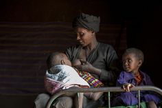 Breastfeeding is important for child survival and better child health.