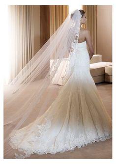 veil is so pretty