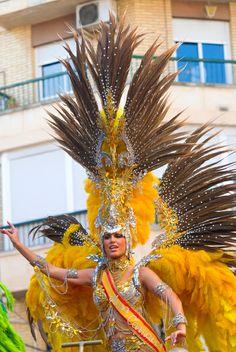 Cabezo de Torres carnaval. España