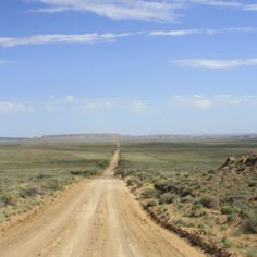 """New Mexico """"Rough Road"""""""