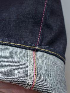 Momotaro Jeans 0605-50 Natural Tapered 18oz - Momotaro jeans - Denim Heads - Only The Best