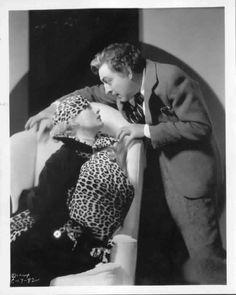 Carole Lombard & John Barrymore