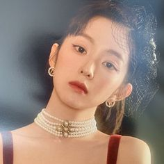 Red Velvet Members Graces Their Beauty in Their 'La Rouge' Concert Goods (+ Photos) Wendy Red Velvet, Red Velvet Irene, Seulgi, Red Valvet, Kim Yerim, Daniel Henney, Emma Stone, Ulzzang Girl, Red Velvet