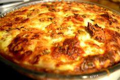 Piirakkaa! | Emmin ja Terhin resepti- ja ravitsemusblogi Quiche, Pizza, Cheese, Breakfast, Food, Morning Coffee, Essen, Quiches, Meals