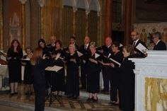 Concerto presso la chiesa parrocchiale di San Pietro di Asti (Photo by Giorgio Valle)