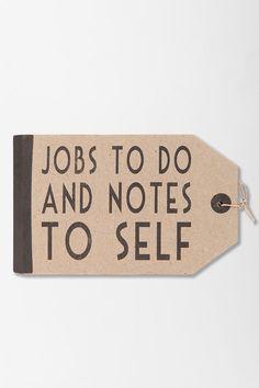 UrbanOutfitters.com > Ideas & Lists Notepad