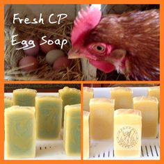 Today I have a special guest blogger! Tricia Mascotti from Heavenly Soaps, LLC is going to talk about adding egg to cold process soap and even shares a recipe! There was discussion in a FB group about adding egg to … Read More