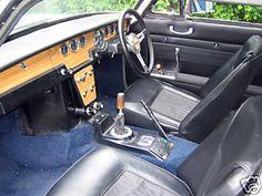 1965 Reliant Scimitar