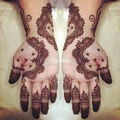 #mehendi #henna #design #hand #new