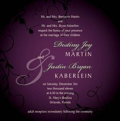 Wording For Reception Only Invitations was perfect invitations example
