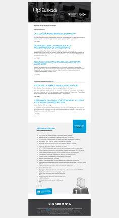 Noticias de Emprendimiento/ UP Euskadi (16 al 22 de noviembre 2017) 29/11/2017