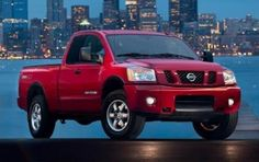 "2012 Nissan Titan ""Cool Facts"""