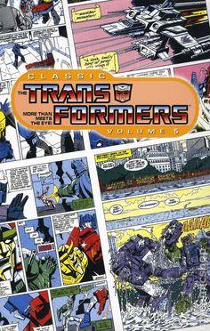 Classic Transformers TPB (2008-2010 IDW) 5-1ST