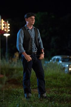 """Evan Peters as Jimmy Darling in """"American Horror Story"""" Season 4 episode 5, """"Pink Cupcakes."""" FX"""