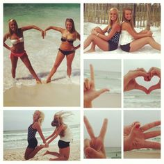 Picture ideas with the bestie in MEXICO!!!