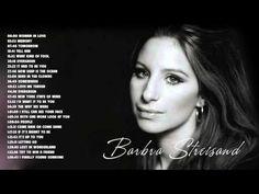 Barbra Streisand Greatest hits full album   Best songs of Barbra Streisand