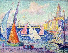 Un week-end à Saint-Tropez Saint Tropez, Georges Clemenceau, Paul Signac, Architecture Classique, Paris Match, Le Havre, Art Moderne, Saints, Painting