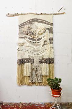 Los tapices de Natalie Miller                                                                                                                                                                                 Más