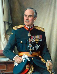 Major-General Desmond Spencer Gordon, CB, CBE, DSO Colonel of the Green Howards