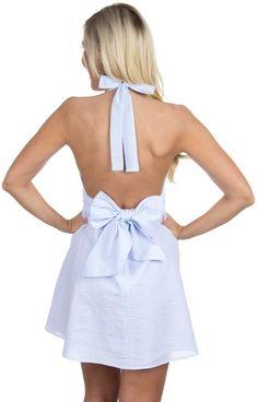 The Stratton Seersucker Dress
