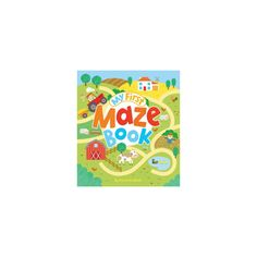 My First Maze Book (Paperback) (Kasia Dudziuk)