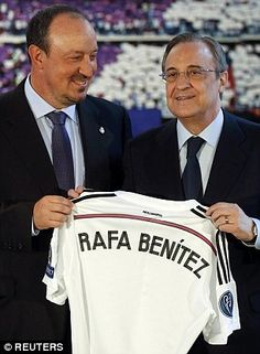 Collins Aigbogun: Rafa Benitez returns Home
