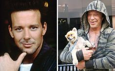 Celebs You Won't Recognize Today! Melanie Griffith, Mickey Rourke, We The People, Celebs, Shit Happens, Happenings, Cute, Stars, Step By Step
