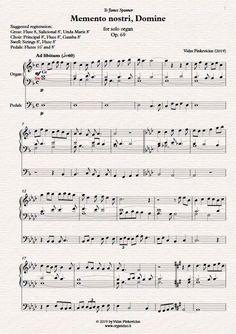 PDF score. 4.5 pages. Duration - 8 minutes. Basic level. Organ Music, Sheet Music, Pdf, Music Sheets