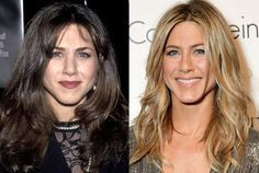 Jennifer Aniston— Then & Now