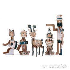 Mixit by Diego Lizán & cartonLAB  http://cartonlab.com/producto/mixit/