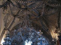 Bone Church, Kutna Hora, Prague