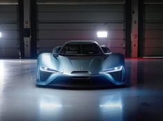 Watch the NIO EP9 Electric Supercar Set a Blistering 7:05 Nurburgring Lap
